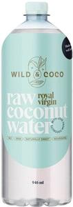 Wild & Coco BIO Kokosová voda ROYAL VIRGIN (mražené)