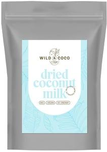 Wild & Coco BIO Sušené kokosové mléko