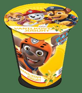 Olma Vanilkový jogurt - Tlapková patrola