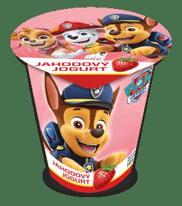 Olma Jahodový jogurt - Tlapková patrola