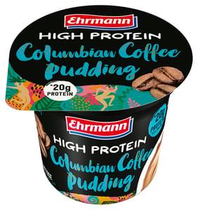 Ehrmann High Protein Pudding Columbian Coffee