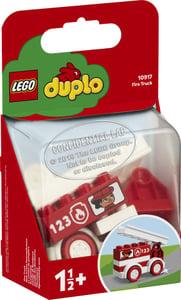 LEGO® DUPLO® Moje první hasičské auto 10917