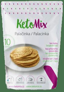 KetoMix Proteinová palačinka - 10 porcí