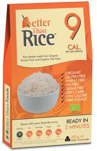 Better Than Foods BIO Konjaková bezsacharidová rýže