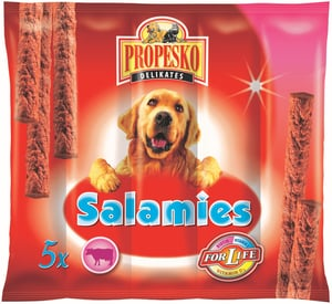 Propesko Salamies hovězí pro psy