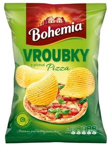 Bohemia Vroubky Pizza