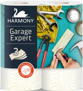 Harmony Garage Expert papírové utěrky, 3vrstvé, 2 role