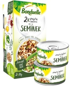 Bonduelle Mini mix semínek