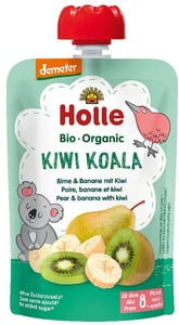Holle BIO Pyré Kiwi Koala hruška-banán-kiwi