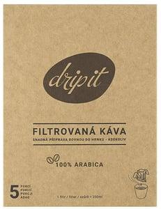 Drip it® Mix – filtrovaná káva