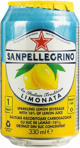 San Pellegrino Limonata (citron)