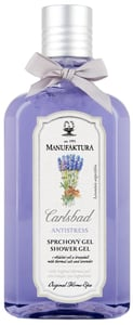Manufaktura Antistres zvláčňující sprchový gel Levandule & Vřídelní sůl