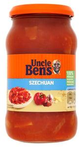 Uncle Ben's Szechuan pikantní chilli omáčka