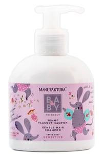 Manufaktura Jemný dětský vlasový šampon