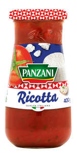 Panzani Ricotta omáčka