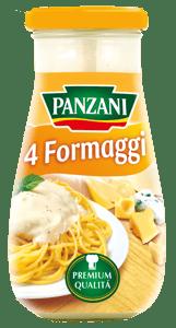 Panzani 4 Formaggi omáčka