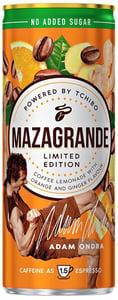 Tchibo Mazagrande Pomeranč & Zázvor limited edition