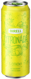 Birell Citronáda plech