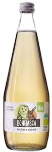 Bohemsca BIO Zahradní limonáda hruška & hřebíček