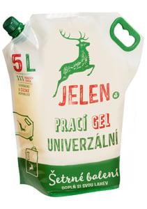 Jelen Prací gel univerzální - náhradní náplň (5l)