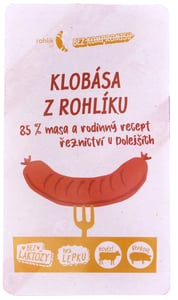 Rohlik.cz Klobása z Rohlíku