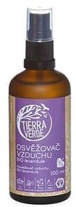Tierra Verde BIO Osvěžovač vzduchu Levandule