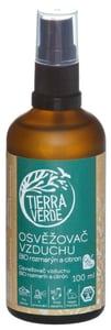 Tierra Verde BIO Osvěžovač vzduchu Rozmarýn a citron