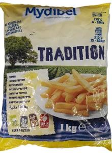 Mydibel Tradition hranolky