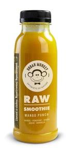 Urban Monkey Raw smoothie mango punch