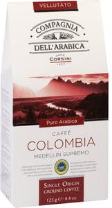 Corsini Single caffé Colombia medellin supremo mletá káva