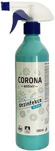 Corona Antivir Dezinfekce na ruce