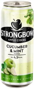 Strongbow Cucumber&Mint cider plech