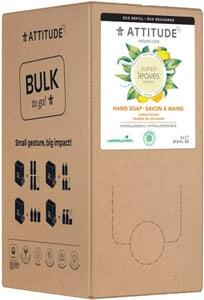 Attitude Super leaves Přírodní mýdlo na ruce citrusové listy - náhradní kanystr