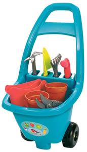 Ecoiffier Zahradní vozík s příslušenstvím