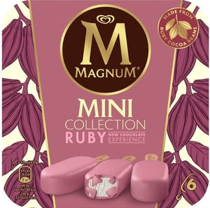 Magnum Mini Collection Ruby 6x55 ml