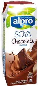 Alpro Sójový nápoj s čokoládovou příchutí