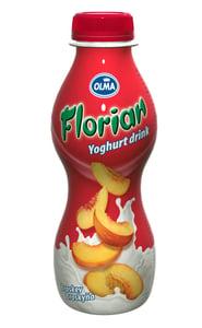 Olma Florian jogurtový nápoj broskvový