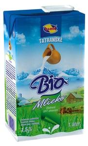 Tami BIO Trvanlivé mléko 1,5%