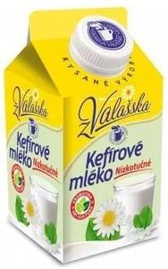 Mlékárna ValMez Kefírové mléko nízkotučné 1,1%