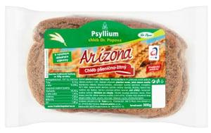 Dr. Popov Arizona chléb balený krájený pšenično-žitný