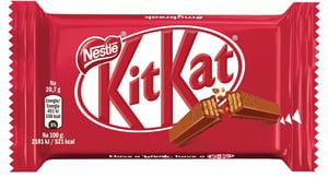 Kit Kat 4 Fingers tyčinky