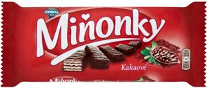Opavia Miňonky kakaové
