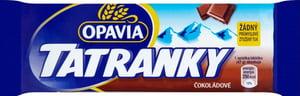 Opavia Tatranky čokoládové