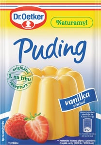 Dr.Oetker Naturamyl puding vanilkový