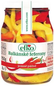 Efko Feferony balkánské jemně pálivé