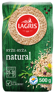 Lagris Rýže natural