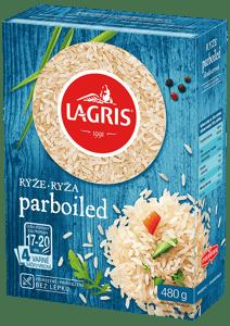 Lagris Rýže parboiled varné sáčky