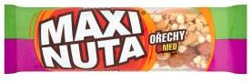 Maxi Nuta Ořechová s medem