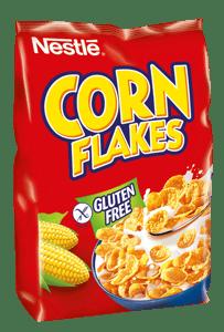 Nestlé CORN FLAKES snídaňové cereálie bezlepkové
