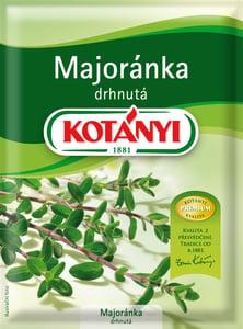Kotányi Majoránka drhnutá